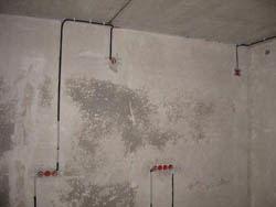 Электромонтажные работы в квартирах новостройках город Владикавказ