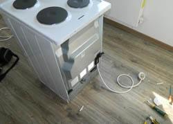 Установка, подключение электроплит город Владикавказ